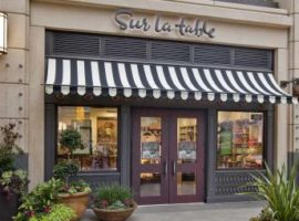 Sur La Table to Close at The Bravern
