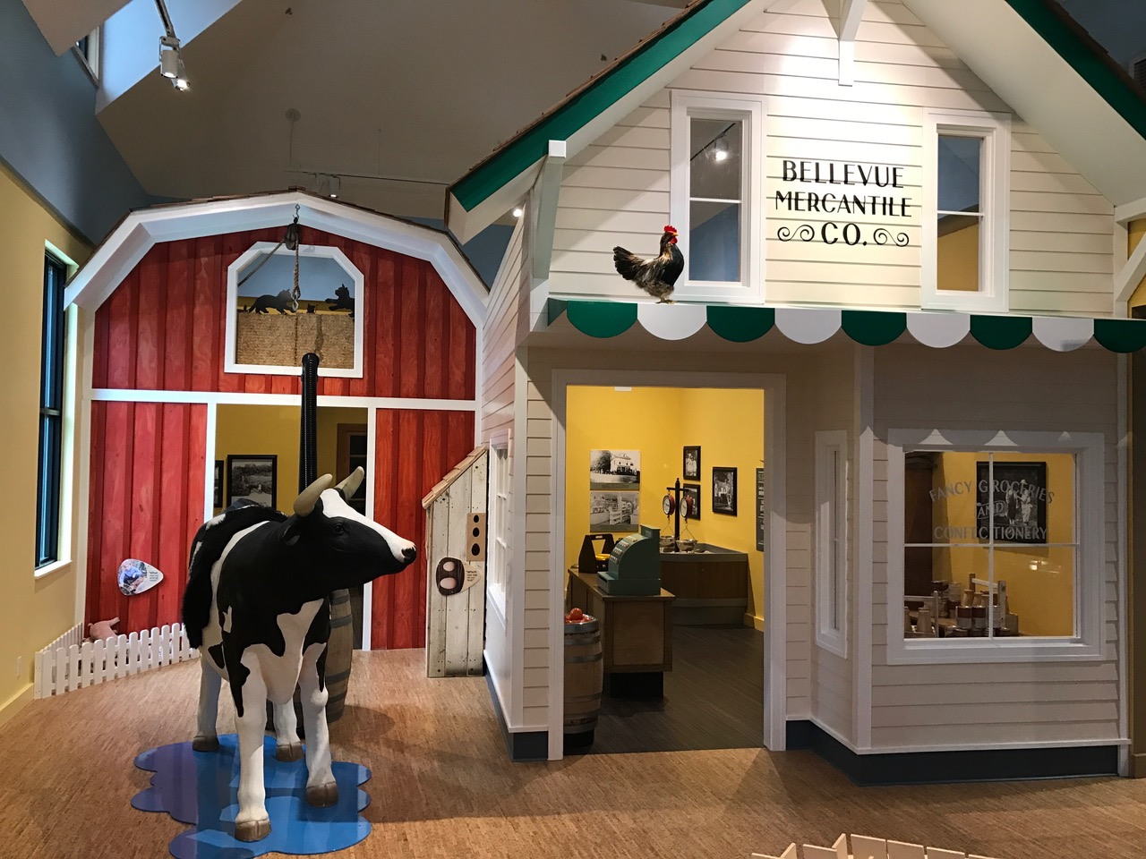 Kidsquest Children S Museum To Open In Downtown Bellevue