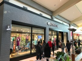 January 2017 Bellevue Square Updates: Athleta, Aritzia Pop-Up, and Wayward