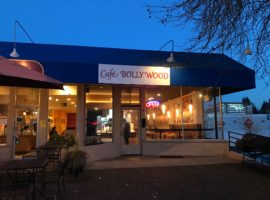 Cafe Bollywood Replaces Casa D's in downtown Bellevue
