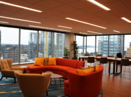 Inside Salesforce's Bellevue Office