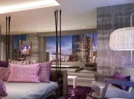 W Bellevue Hotel Reveals Interior Renderings