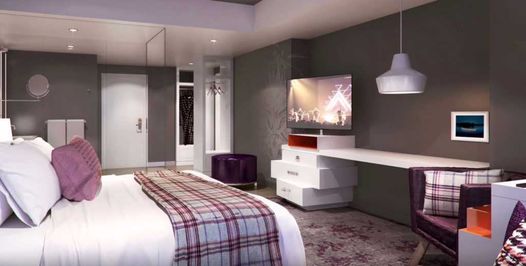 W Bellevue Hotel Reveals Interior Renderings Downtown