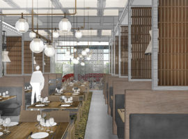 Wild Ginger to Close at The Bravern and Re-Open at Lincoln Square Expansion in March