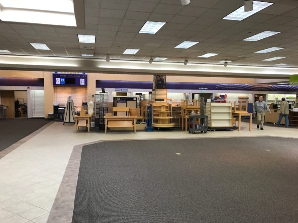 University Book Store in Bellevue Now Closed