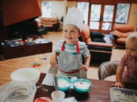 Weekend Event for Kids: Cooking for Little Chefs