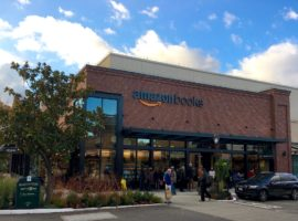Amazon Book Store to Open at Bellevue Square