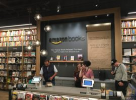 Amazon: Bring Your Bookstore to Bellevue