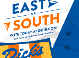 Rock the Vote: Bring Dick's Drive In to the Eastside
