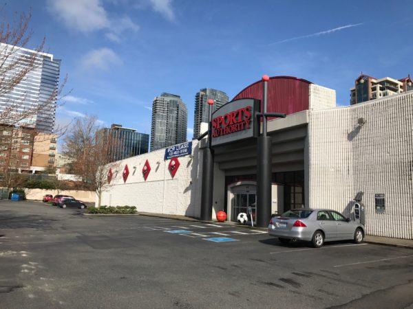 Dick's Drive In Prospective Locations in Downtown Bellevue