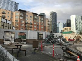 Demolition Preps Land for One88 Condos