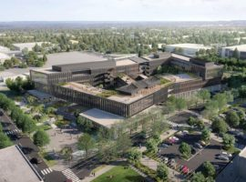 REI Unveils Renderings for New Bellevue Spring District Headquarters