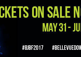 2017 Bellevue Jazz & Blues Festival Headliners Announced