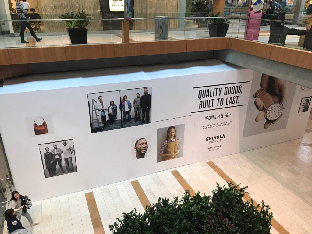 Luxury Lifestyle Brand, Shinola to Open at Bellevue Square