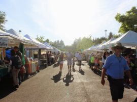 2017 Bellevue Farmers Market Opens May 18th