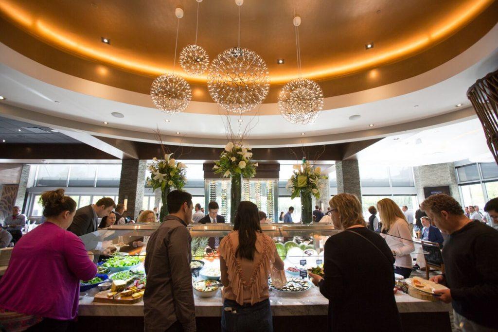 Fogo De Ch 227 O Opens Bellevue Restaurant At Lincoln Square