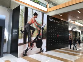 Peloton Indoor Cycling Company to Open Bellevue Square Showroom