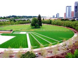 Expanded Bellevue Downtown Park and Inspiration Playground are Now Open