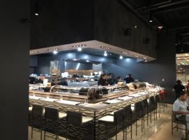 Japanese restaurant, Japonessa Now Open at Lincoln Square Expansion