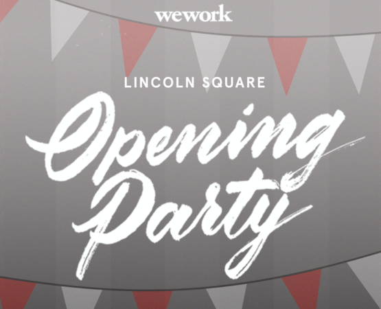 WeWork Lincoln Square Celebrates Grand Opening With Circus Themed Party