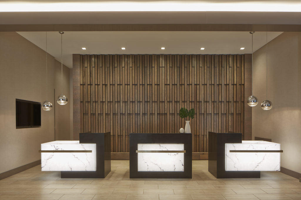 New european inspired ac hotel by marriott opens in for 7 salon bellevue square