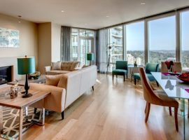 #JustListed Bellevue Towers Condo, 2 Bedroom, $1.69M