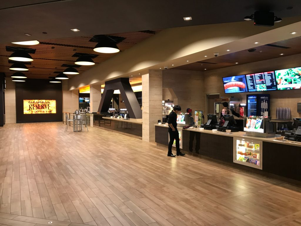 Adult Cinemark Theatre Opens at Lincoln Square Expansion ...