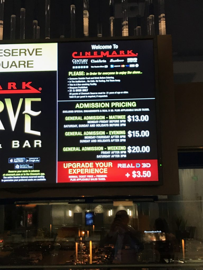 adult cinemark theatre opens at lincoln square expansion