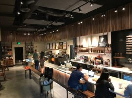 The Lodge Starbucks Gets Remodel