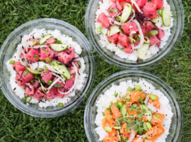 Pokéworks Adds Poke Restaurant to Bellevue