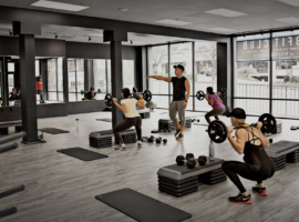 23FITCLUB Offers Boutique Fitness Club in Downtown Bellevue