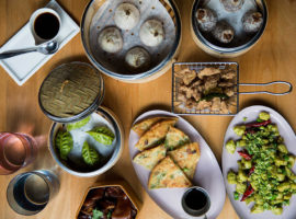 Chinese Restaurant, Baron's Xi'an Kitchen and Bar Opens at Lincoln Square Expansion
