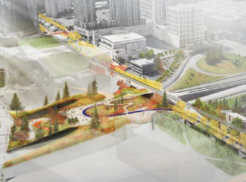 City of Bellevue Releases Grand Connection Visioning Process for I-405 Crossing Alternatives
