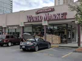Cost Plus World Market to Close in Downtown Bellevue
