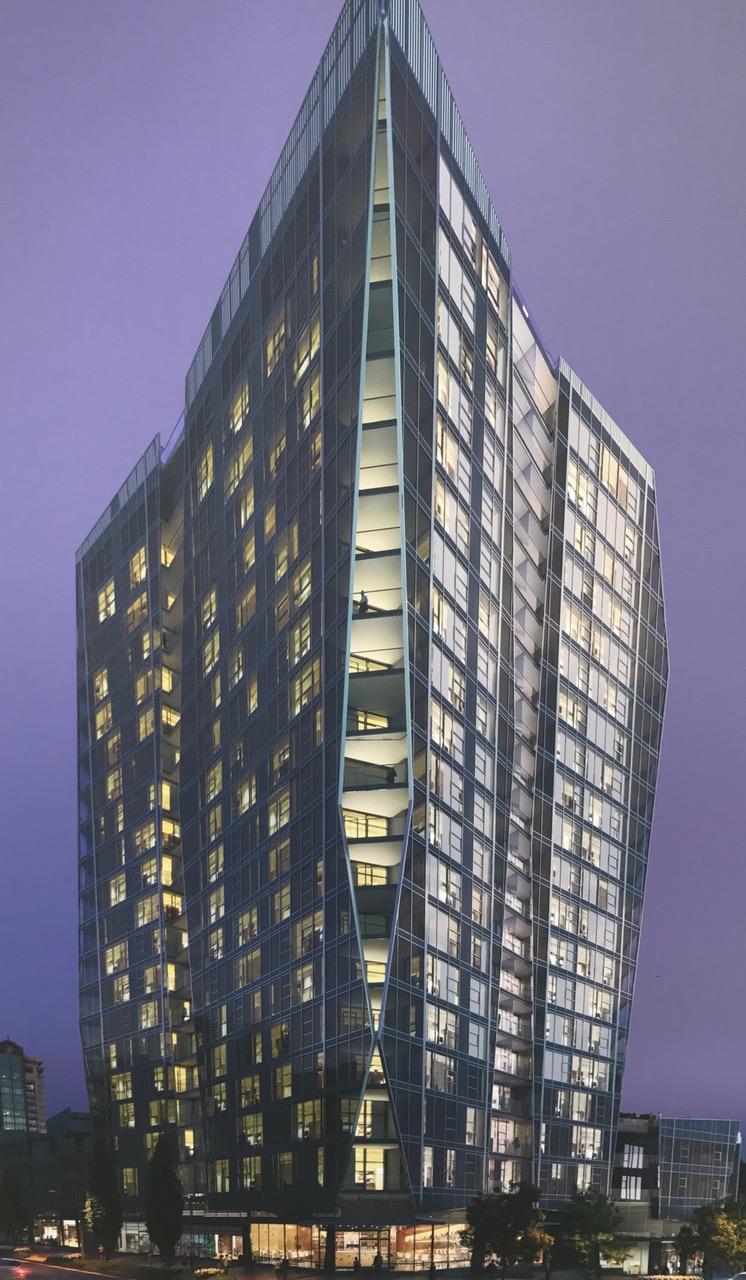 One88 Luxury Condos Break Ground On Bellevue Way
