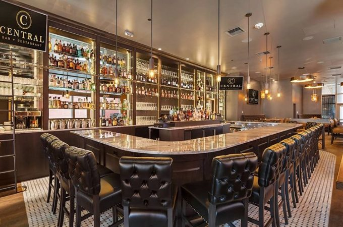 Central Bar + Restaurant at Lincoln Square Expansion Positioned to Become Popular Bellevue Social Spot