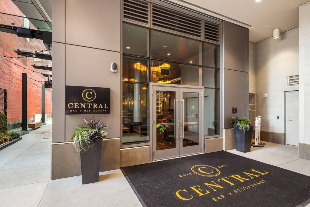 In the Kitchen With Central Bar + Restaurant | Downtown Bellevue Network
