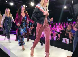 Posh Party Trend Show for Bellevue Collection Fashion Week: Girls Night Out!