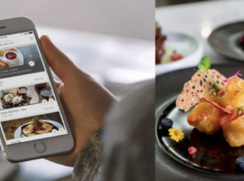 "Bellevue Collection Launches ""The Collection Eats"" Smartphone App"