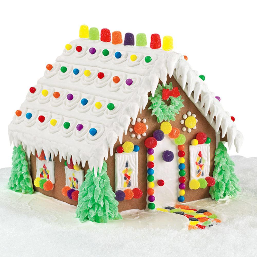 Mini Gingerbread House Decorating Ideas