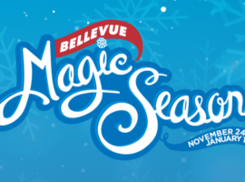 2017 Bellevue Magic Season Launches Friday, November 24