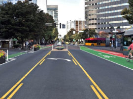 City of Bellevue Seeks Feedback for Bike Lanes in Downtown Bellevue