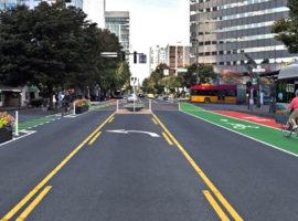 City of Bellevue Seeks Feedback for Bike Lanes in Downtown Bellevue