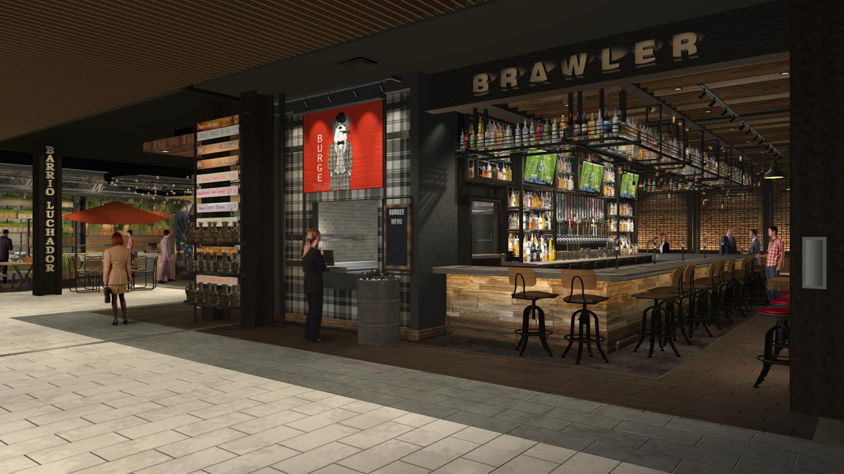 Lincoln South Food Hall To Open In Mid December Downtown