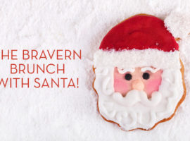 The Bravern to Host Santa Brunch at The Sugar Factory
