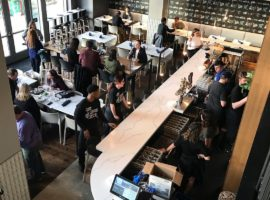 Taylor Shellfish Opens at Lincoln Square Expansion