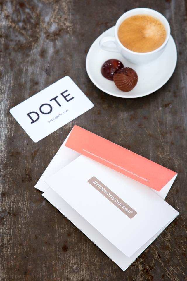 Dote Coffee Bar Rocks Holiday Mingling And Gift Giving