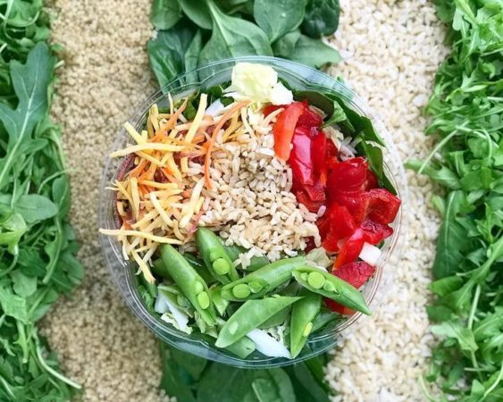 Fast-casual Salad Restaurant Evergreens to Open at City Center Plaza Building