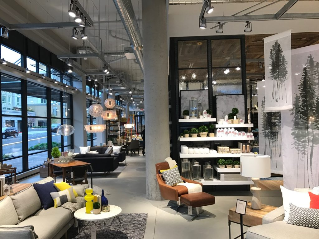 West elm bellevue offers design consultants in store and for In home design consultant