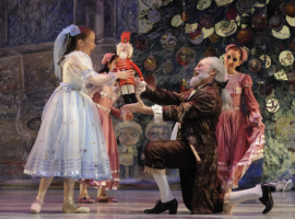 Bellevue's International Ballet Theatre to Kick-off The Nutcracker Dec 15 - 22
